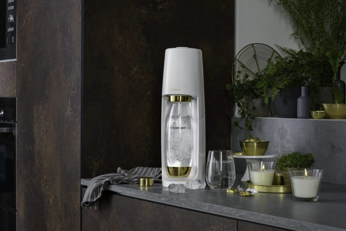 soda stream gold spirit edition natale 2019 ecoregali